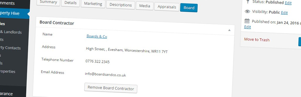 New Add On: Property Board Management