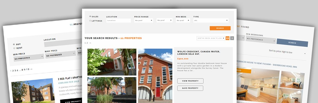 Which WordPress Themes Work With Property Hive?