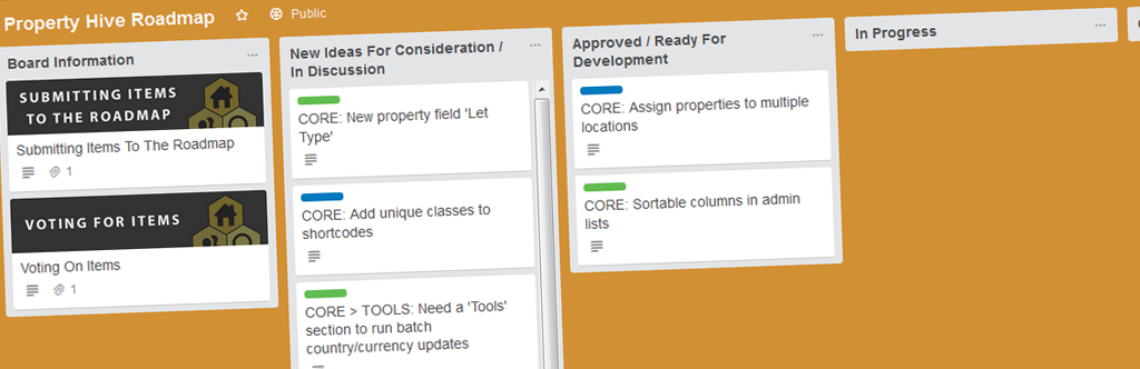 See What's Upcoming And Vote For Features With Our New Roadmap