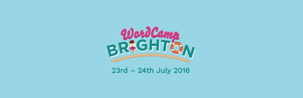 We're Proud To Be Sponsoring WordCamp Brighton 2016