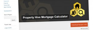 New Free Add On Released: Mortgage Calculator