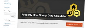 New Free Add On Released: Stamp Duty Calculator