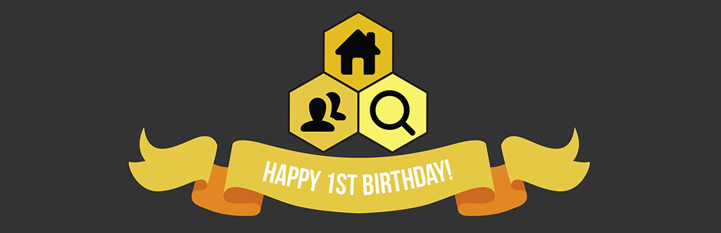 Property Hive 1st Birthday