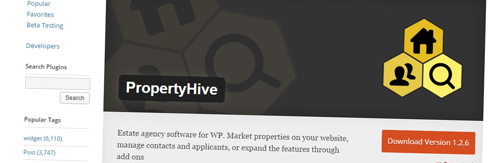 Property Hive 1.2.6 Released