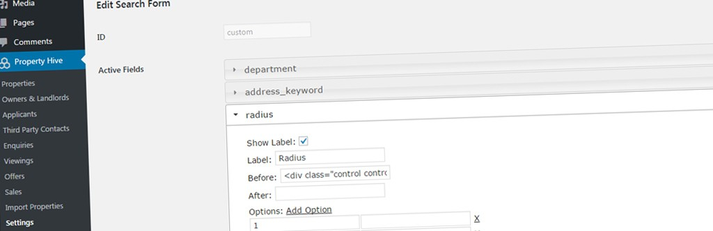 Introducing Our New Search Form Builder