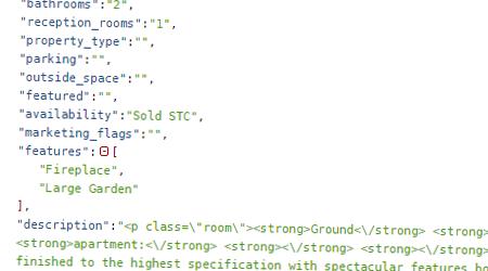 Property Hive WordPress REST API JSON