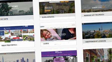Etate Agency Website Showcase