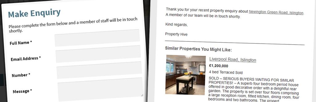 Property 1.3.13 Released - Enquiry Auto Responders