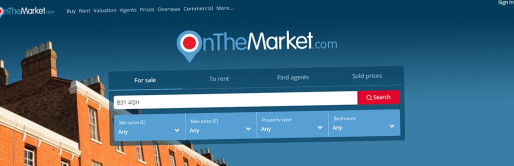 OnTheMarket Property Portal
