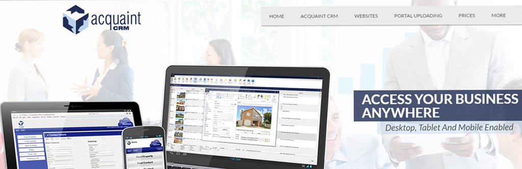 Now Import Properties From Acquaint CRM Software Into Property Hive