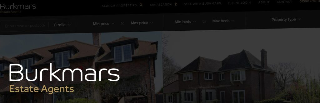 Burkmars Estate Agents Launch New Website Using Property Hive