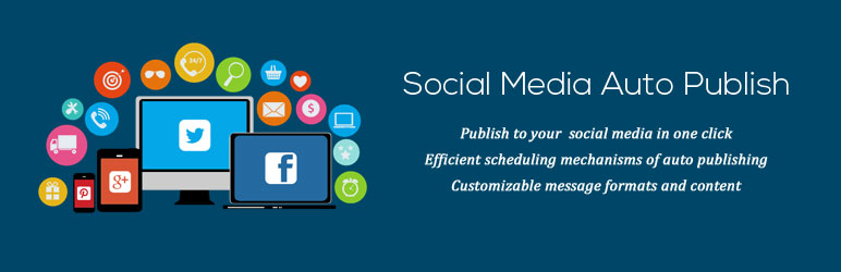 Social Media Auto Publish WordPress Plugin