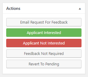 Email Request For Viewing Feedback