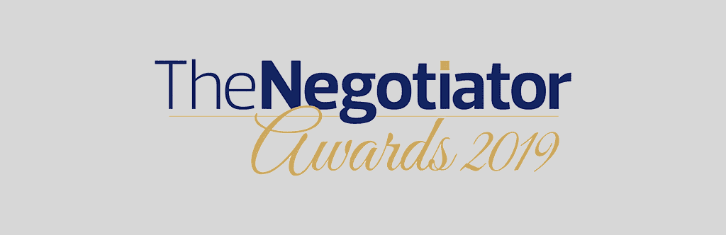 The Negotiator Awards 2019