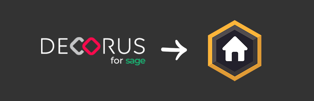 Now Import Properties From Decorus For Sage