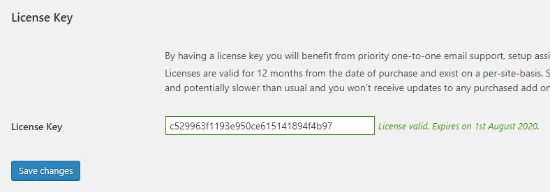 Property Hive License Key