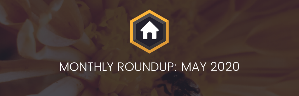 Monthly Roundup: May 2020