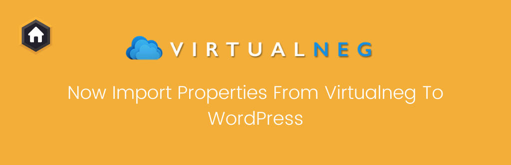 Import Properties From Virtualneg To WordPress