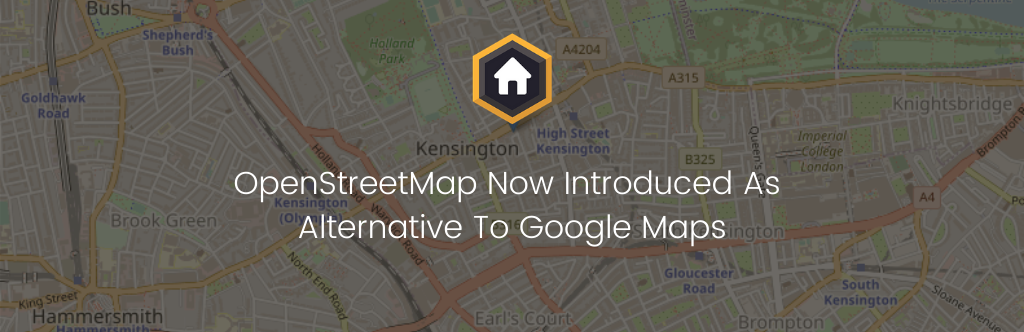OpenStreetMap Now Introduced As Alternative To Google Maps