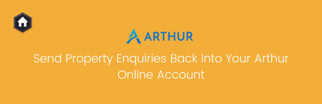 Send Property Enquiries Back Into Your Arthur Online Account
