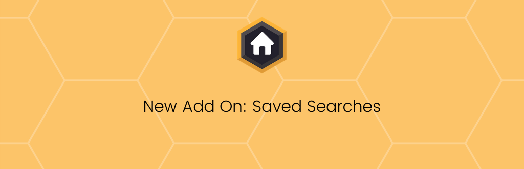 New Add On: Saved Searches