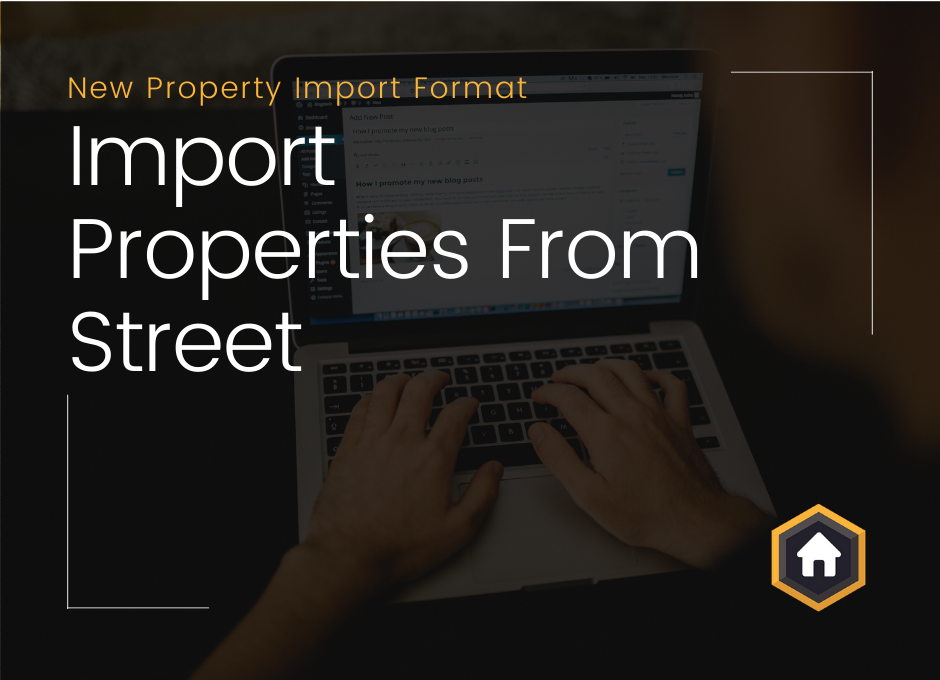 Import Properties From Street To WordPress