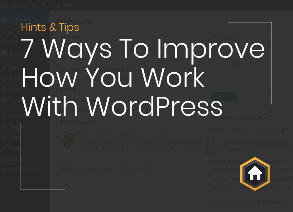7 Ways To Make The WordPress Admin Area Cleaner And Easier To Use