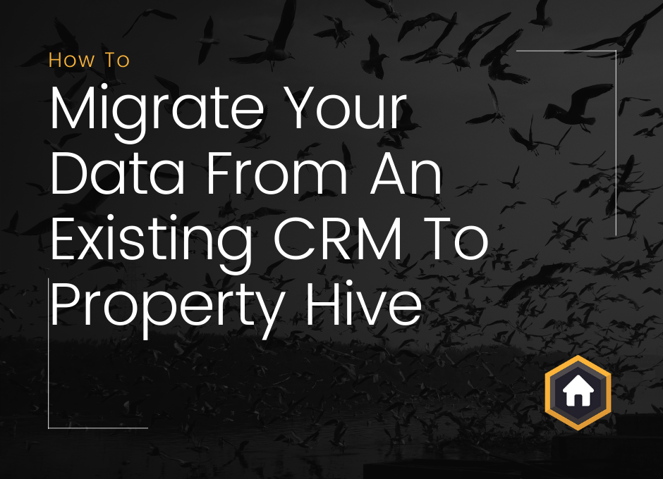 How To: Migrate Your Data To Property Hive