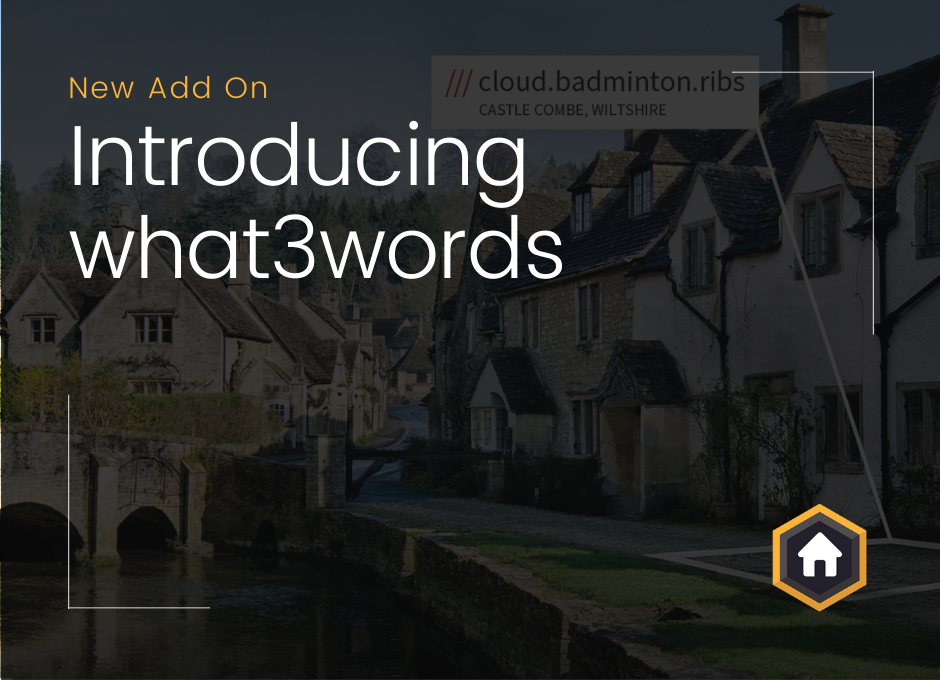 New Third Party Integration: what3words