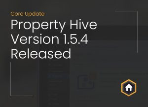 Property Hive Plugin 1.5.4 Released