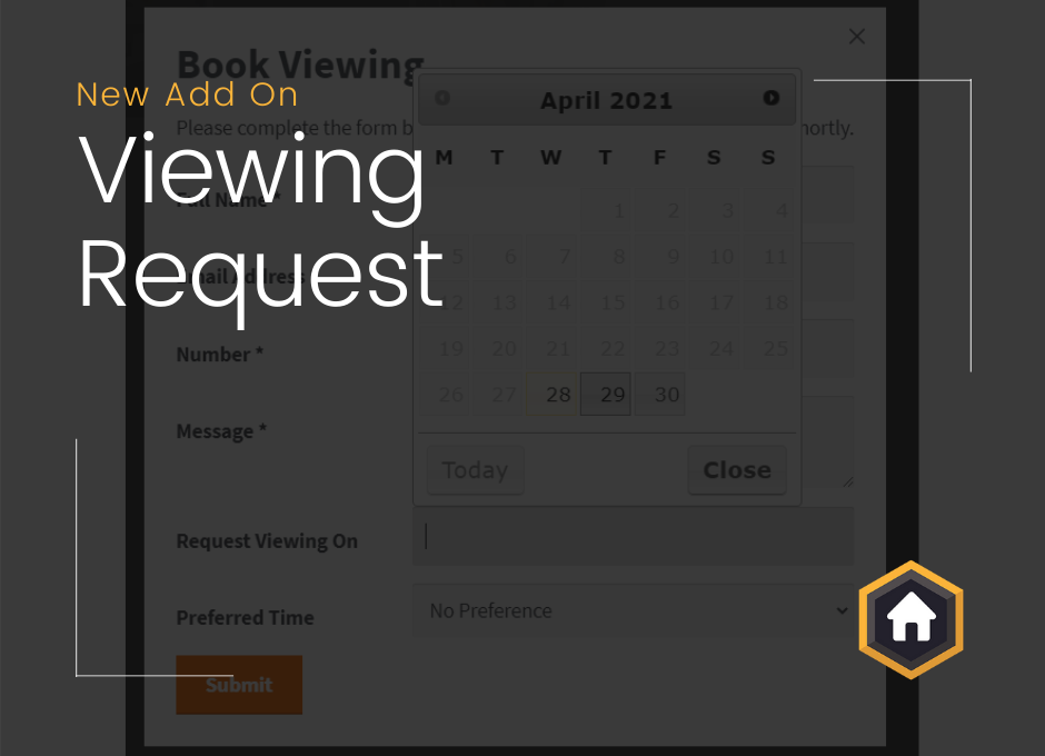 New Add On: Viewing Request