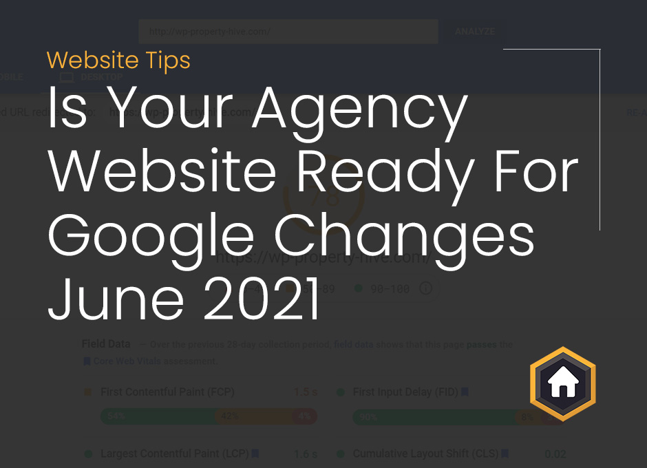 The Speed Of Your Estate Agency Website Matters Now More Than Ever
