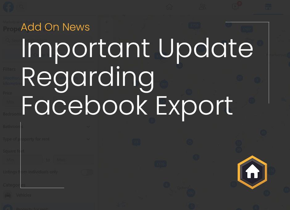 Important Update Regarding Facebook Marketplace Export