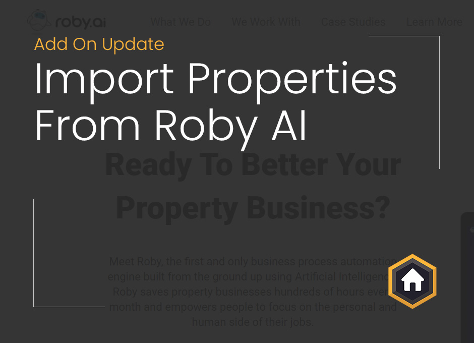 Import Properties From Roby AI To WordPress