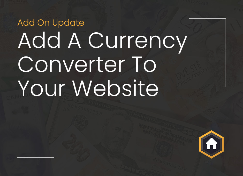 How To Add Currency Conversion To Your Property Website