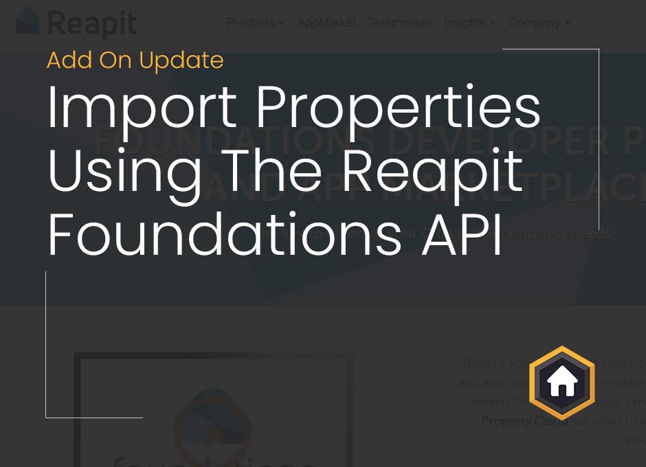 Import Properties To WordPress Reapit Foundations API