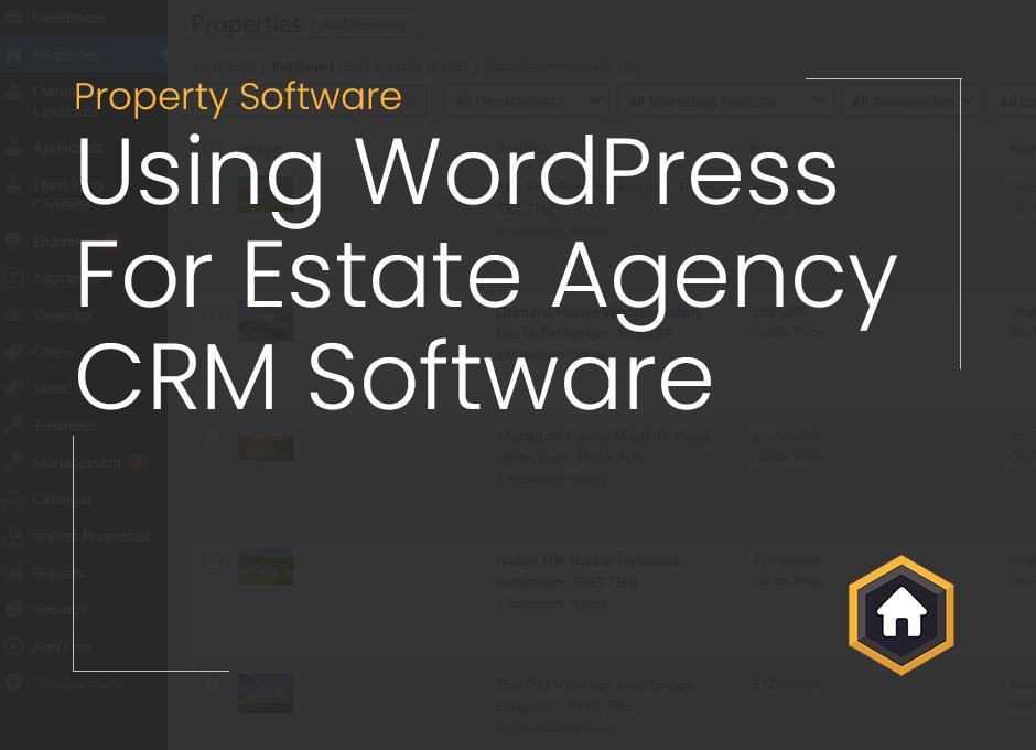 WordPress As Property Software